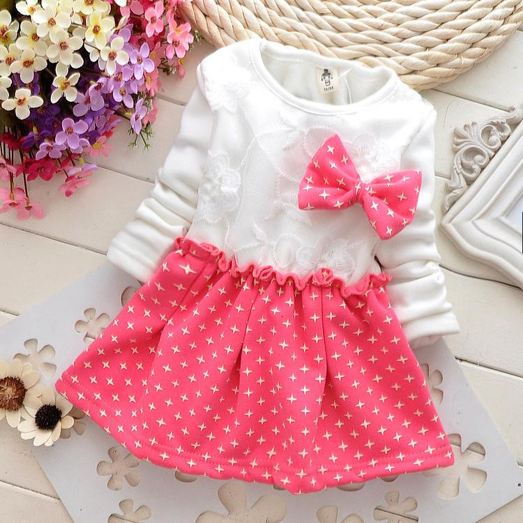 Christmas Dresses for Baby Girls Latest Collection 2015-2016 (11)