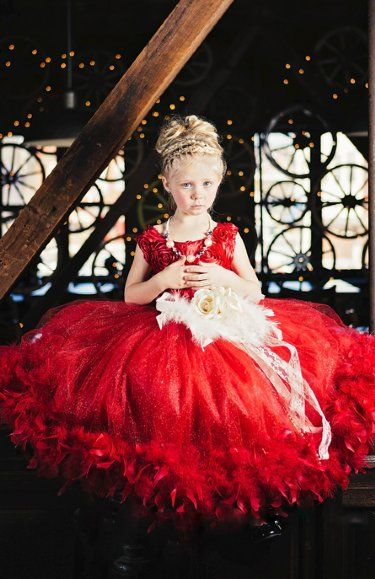 Christmas Dresses for Baby Girls Latest Collection 2015-2016 (18)