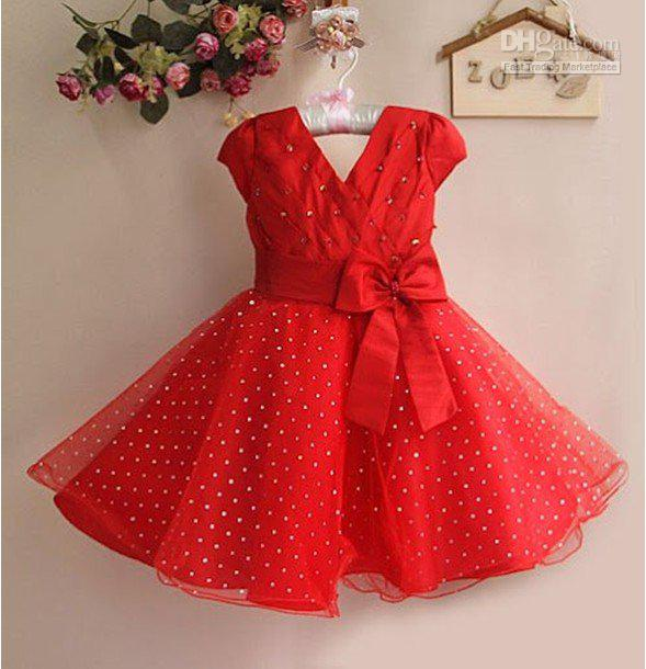 Christmas Dresses for Baby Girls Latest Collection 2015-2016 (26)
