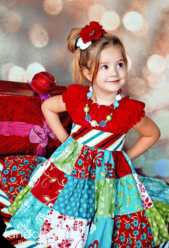 Christmas Dresses for Baby Girls Latest Collection 2015-2016 (31)