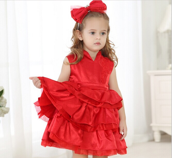 Christmas Dresses for Baby Girls Latest Collection 2015-2016 (35)