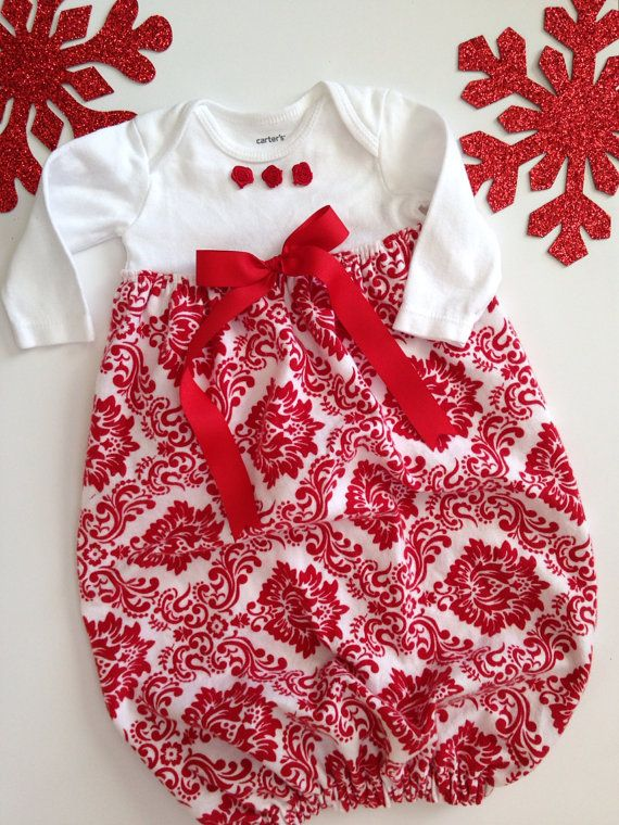 Christmas Dresses for Baby Girls Latest Collection 2015-2016 (4)
