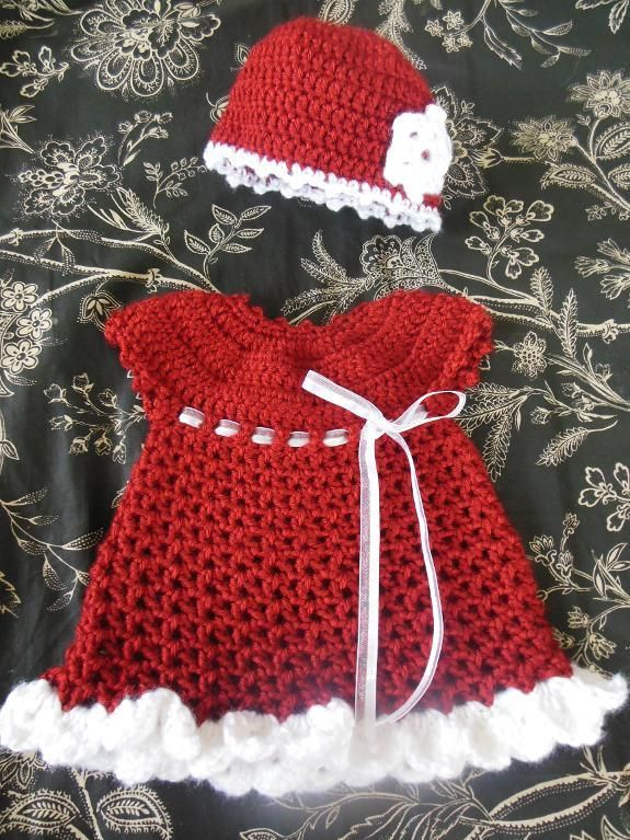 Christmas Dresses for Baby Girls Latest Collection 2015-2016 (6)