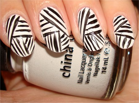 Simple nail art lines gallery nail art and nail design ideas nail art simple lines best nails 2018 christmas holiday nail art designs tutorial with s prinsesfo prinsesfo Image collections