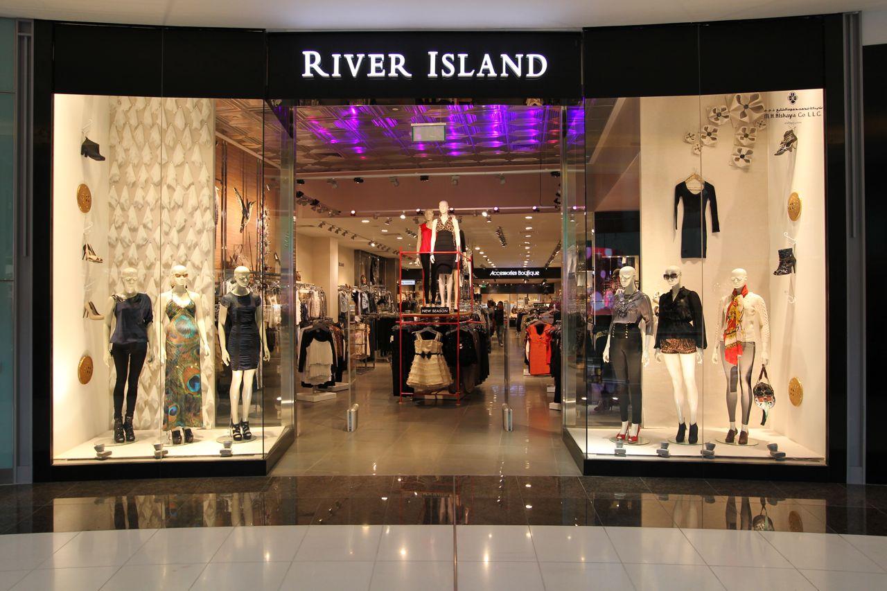 River Island shops