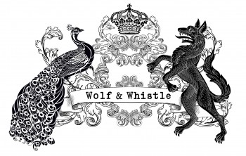 Wolf and whistle
