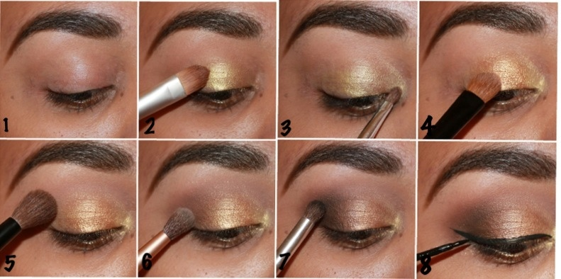 applying eye-shadow (2)