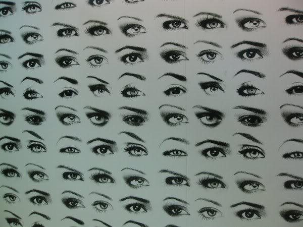 eyebrows  various shapes