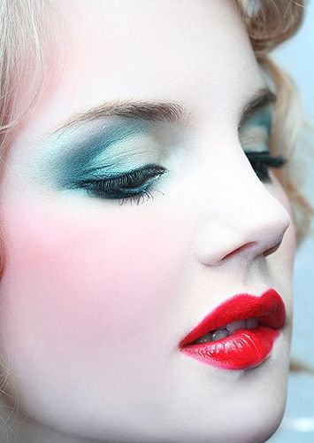 gorgeous pastel makeup looks (2)