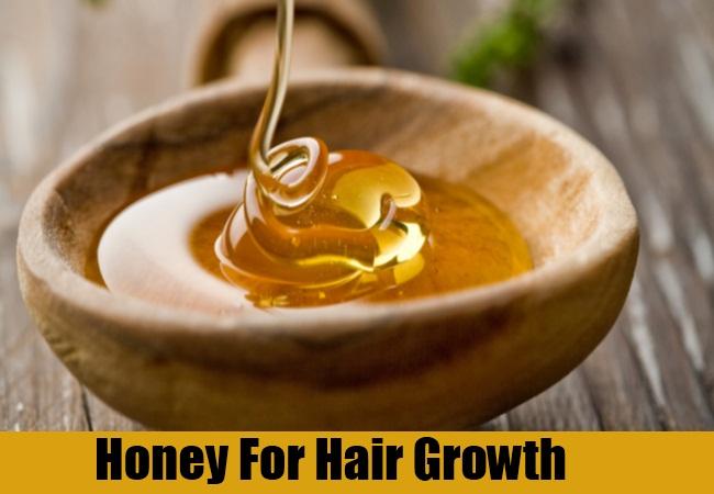 honey for hairs