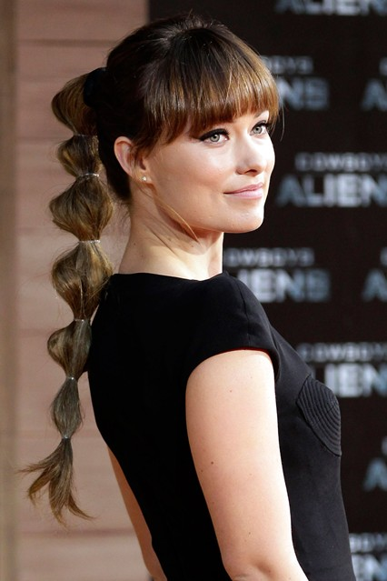 latest ponytail hairstyles for long hairs (16)