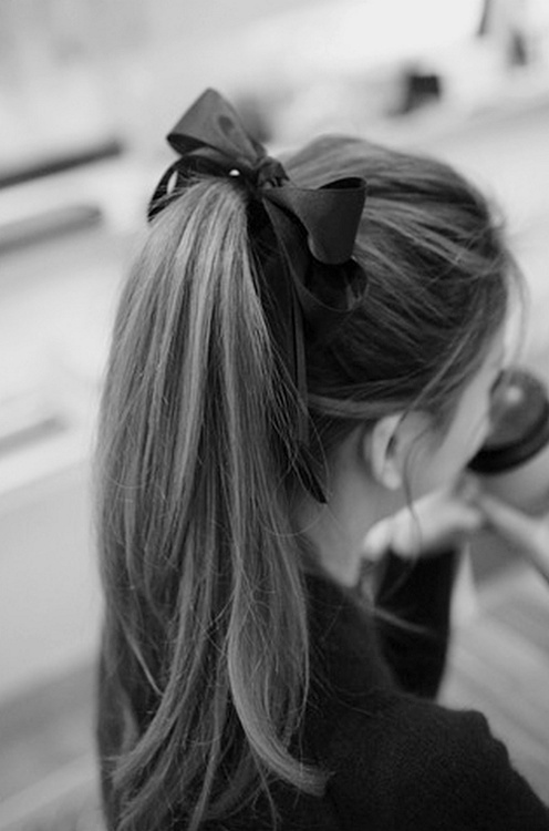 latest ponytail hairstyles for long hairs (17)