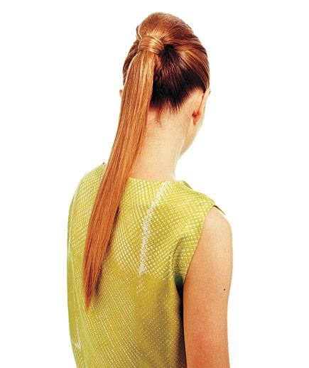 latest ponytail hairstyles for long hairs (19)
