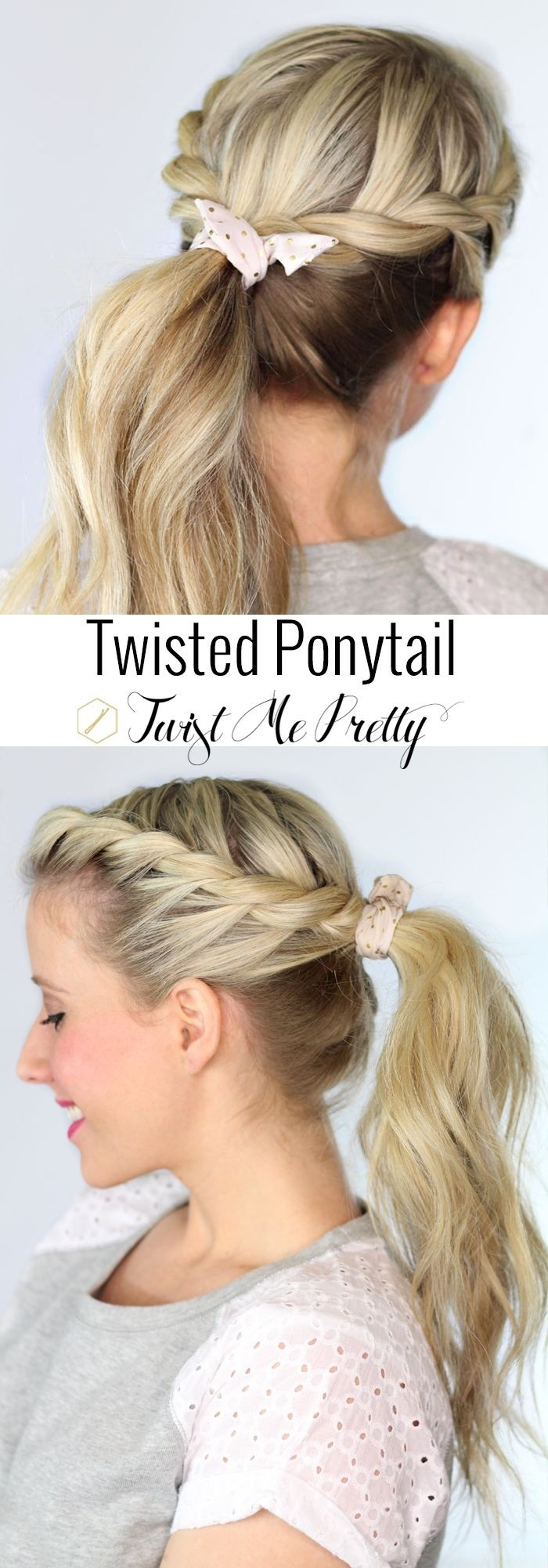 latest ponytail hairstyles for medium length hairs (13)