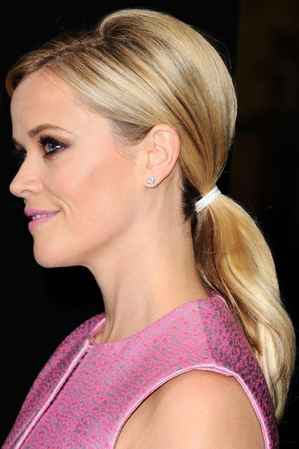 latest ponytail hairstyles for short hairs (8)