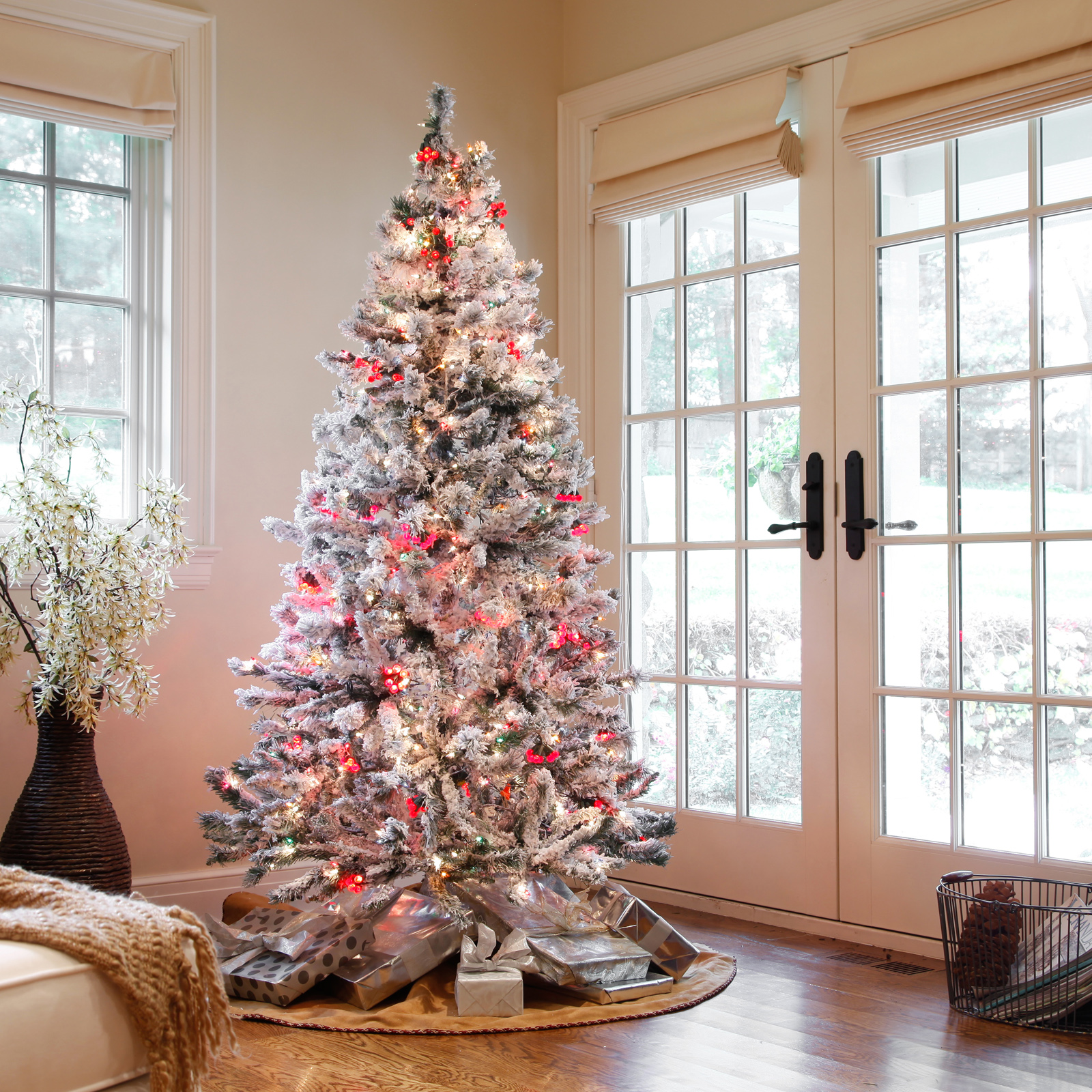 Top 10 Best Christmas Tree Decorating Ideas 2018 2019 Trends