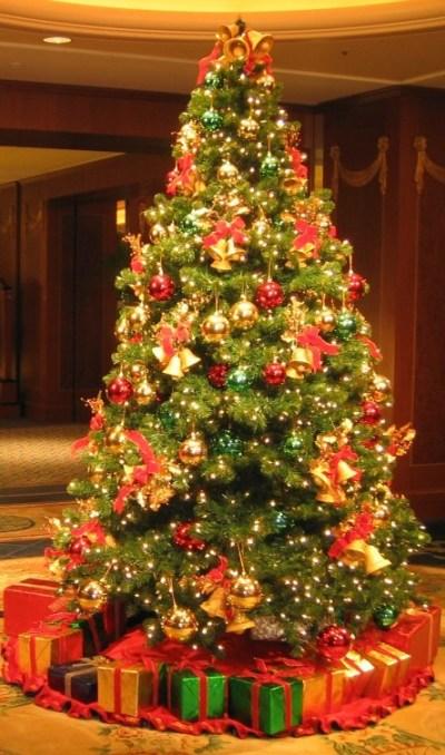 Bells & hanging gift Tree