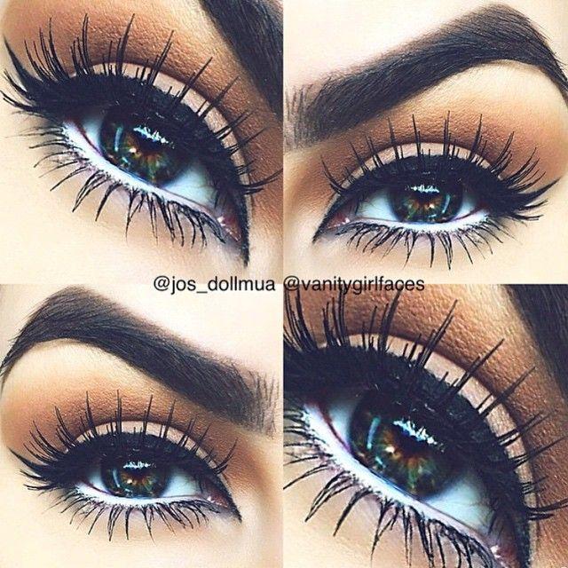 Best Eyeliner Styles & Looks (3)