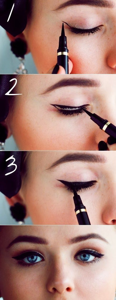 Best Eyeliner Styles & Looks (4)