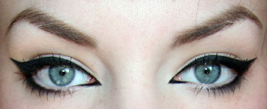 Best Eyeliner Styles & Looks (8)