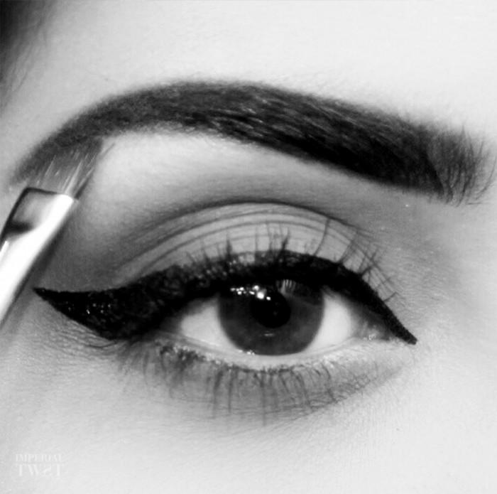 Flick eyeliner styles (1)