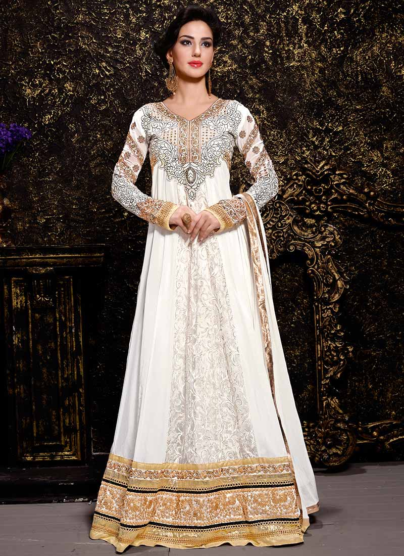 Indian Party Wears Salwar Kameez Collection 2015-2016 (21)