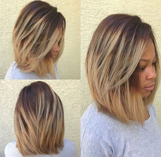 Latest Bob Hairstyles for Long & Short Hairs 2015-2016 (19)