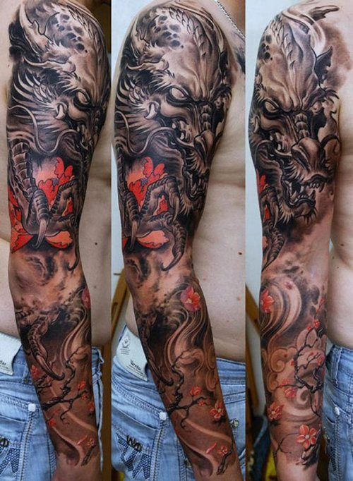 Latest Men Tattoos Design Ideas & Trends 2015-2016 (25)