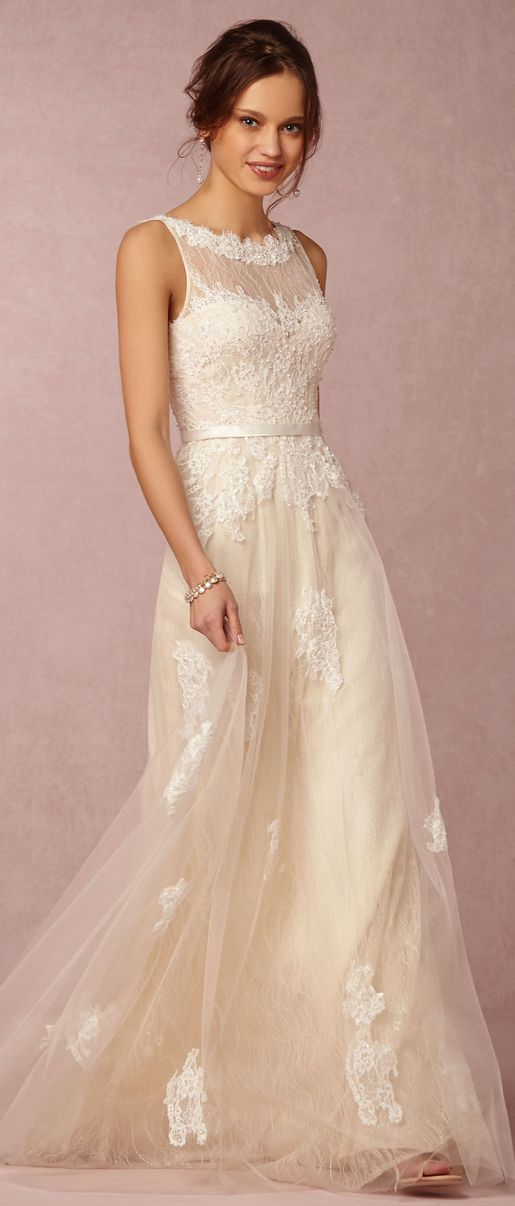 Latest Western Wedding Dresses & Gowns Collection 2015-2016 (19)