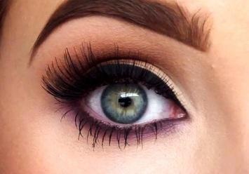 Smudged Eyeliner-stilopplæringen (3)