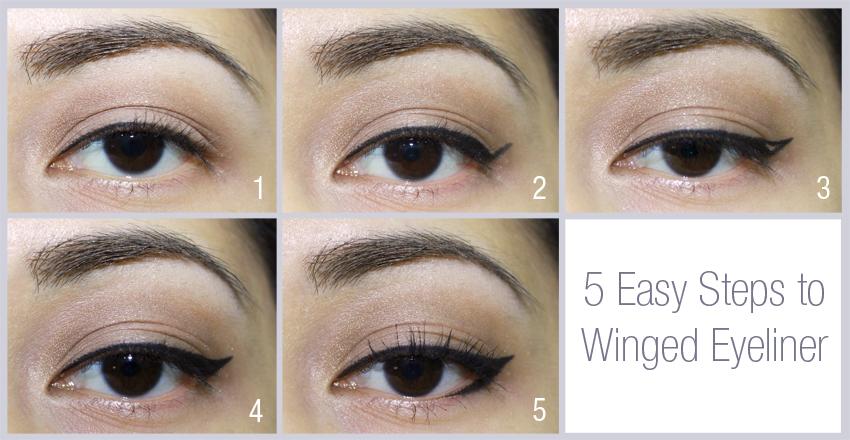 Winged Eyeliner styles (2)