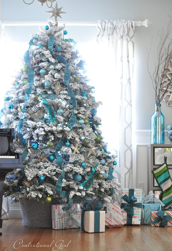 Top 10 Best Christmas Tree Decorating Ideas 2018-2019 ...
