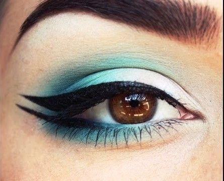 fishtail eyeliner styles tutorial (2)
