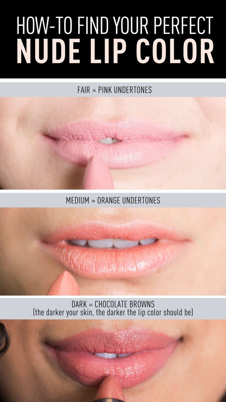 How to Apply Nude Lipstick- Step by Step Tutorial