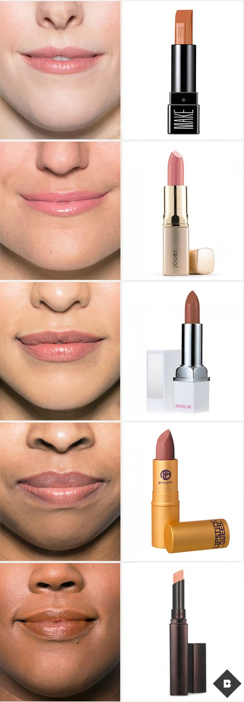 How to Apply Nude Lipstick- Step by Step Tutorial (7)