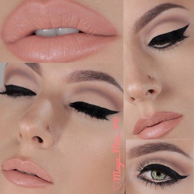 How to Apply Nude Lipstick- Step by Step Tutorial (8)