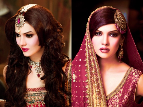 Indian Wedding Hairstyle Trends 2016-2017 for Bridals (21)