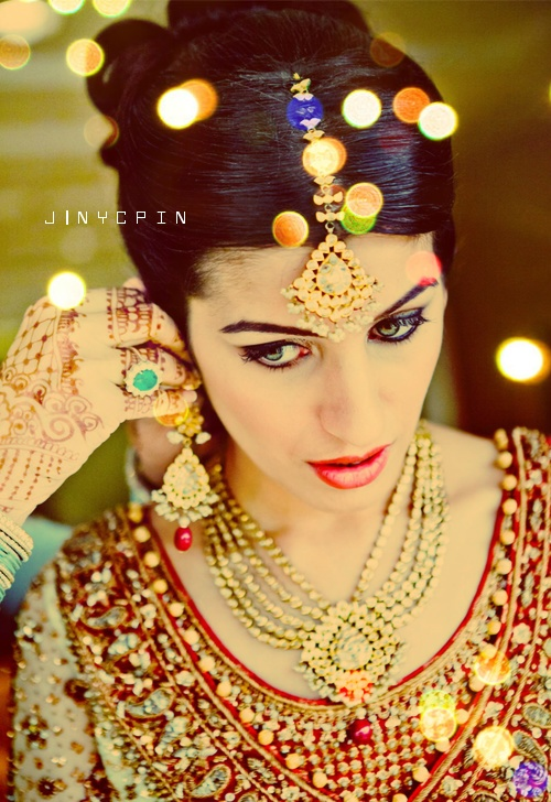 Indian Wedding Hairstyle Trends 2016-2017 for Bridals (22)