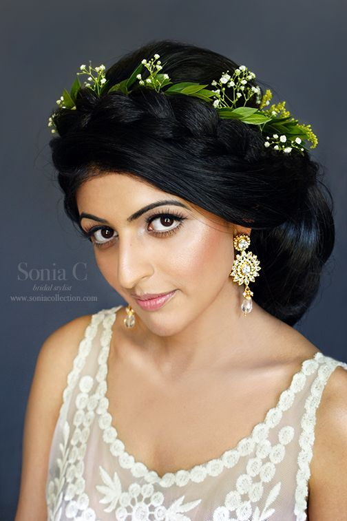 Indian Wedding Hairstyle Trends 2016-2017 for Bridals (27)