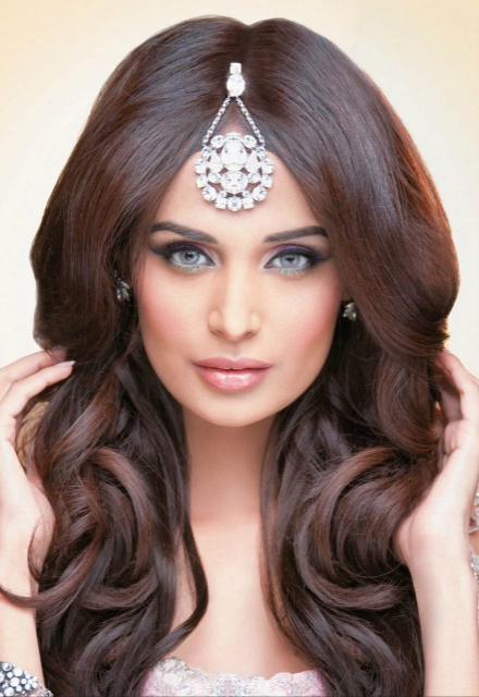 Indian Wedding Hairstyle Trends 2016-2017 for Bridals (31)