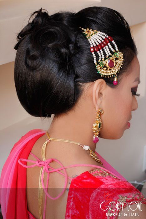 Indian Wedding Hairstyle Trends 2016-2017 for Bridals (33)