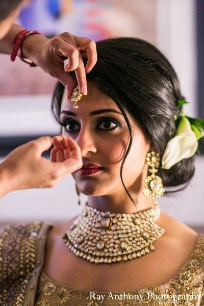 Indian Wedding Hairstyle Trends 2016-2017 for Bridals (7)