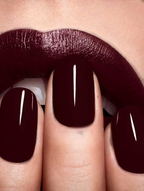 Top 10 Best Nail Colors for Winter Fall Season 2015-2016 (17)