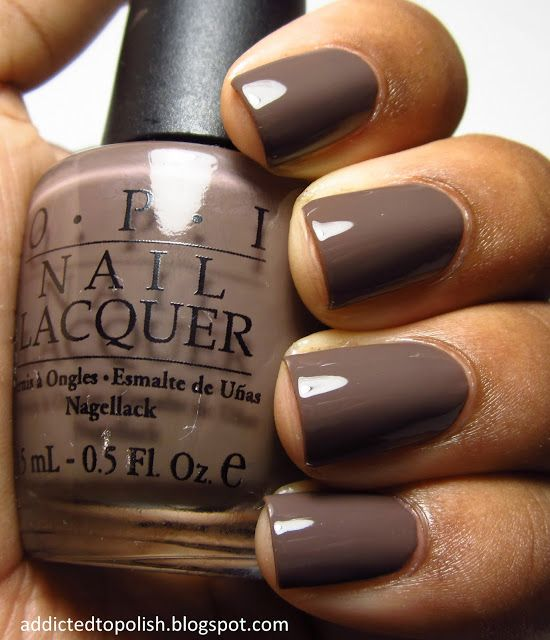 Best Nail Polish Colors Winter 2016 | Hession Hairdressing