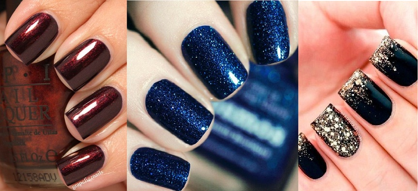 Top 10 Best Fall Winter Nail Colors 2018 2019 Ideas Trends Gel Polish 2016
