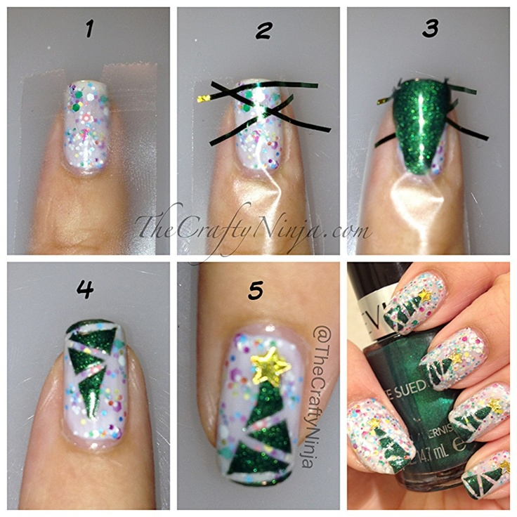 Christmas Top Ten Best Nail Art Designs 2019 with Tutorials