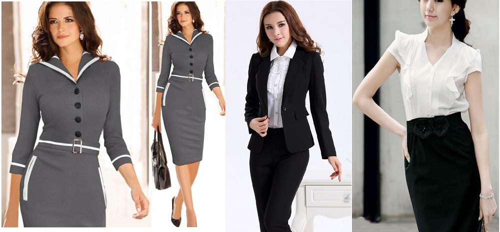 Ladies Office Dressing Guide-How To Dress Up For Office