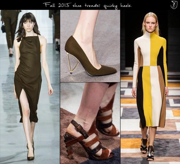 quirky heels