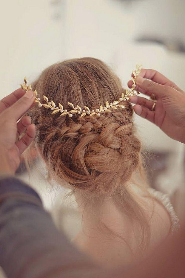 Best & Top 9 Braided Hairstyles for Wedding Bridals 2016-2017 (11)