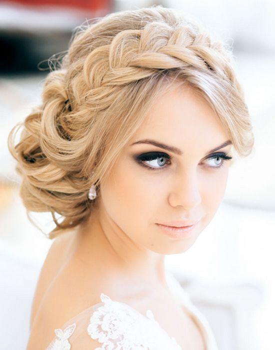 Best & Top 9 Braided Hairstyles for Wedding Bridals 2016-2017 (13)